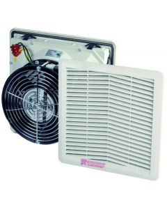 EFB 698050GR.1 Fan-and-filter unit IP54 inflating 230m/h 250x250x124,2mm