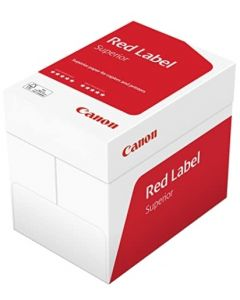 Canon Red Label Superior 90gr A4 297 x 210 mm wit FSC ds/2500vel