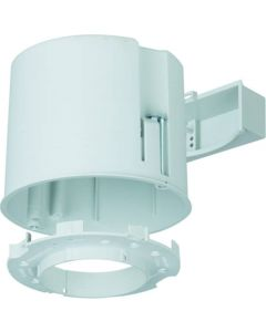 Kaiser 9300-01 Installation housing ThermoX 68/90 for hollow ceilings D:120x90mm